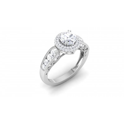 Gabysia Diamond Ring