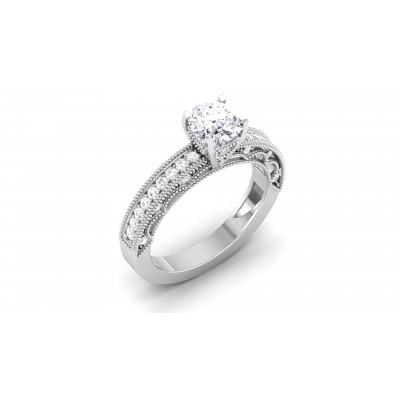 Geerda Diamond Ring
