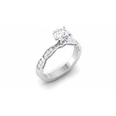Gloriah Diamond Ring