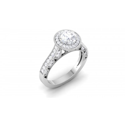Haniya Diamond Ring
