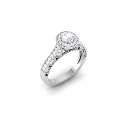 Herta Diamond Ring