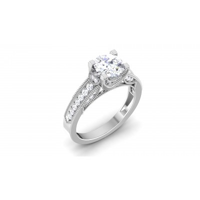 Hanifa Diamond Ring