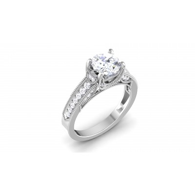 Harsha Diamond Ring