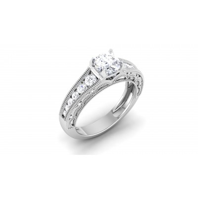 Hilma Diamond Ring