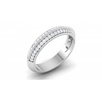 Jacalin Diamond Ring