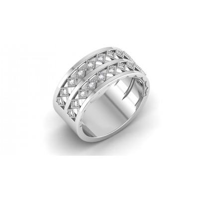 Jullee Diamond Ring