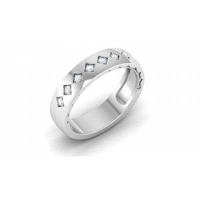 Jayne Diamond Ring