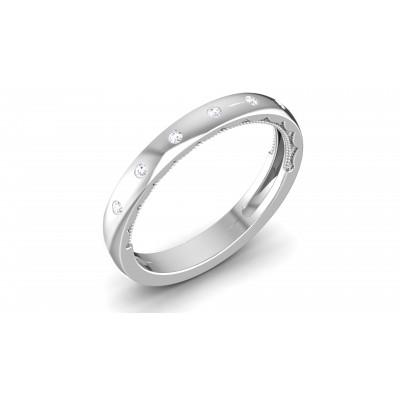 Jaclyn Diamond Ring