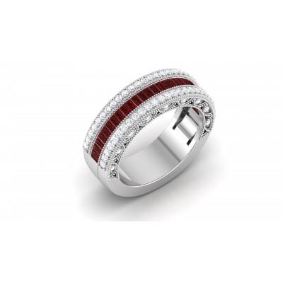 Jazlyn Diamond Ring