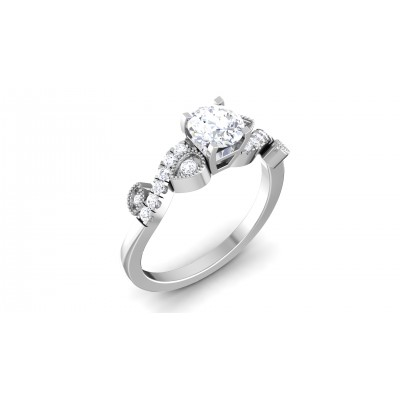 Huseina Diamond Ring