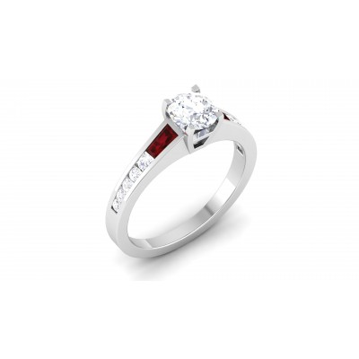 Horacia Diamond Ring