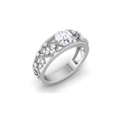 Hayfa Diamond Ring