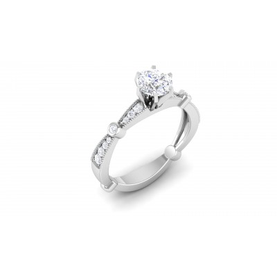 Halette Diamond Ring