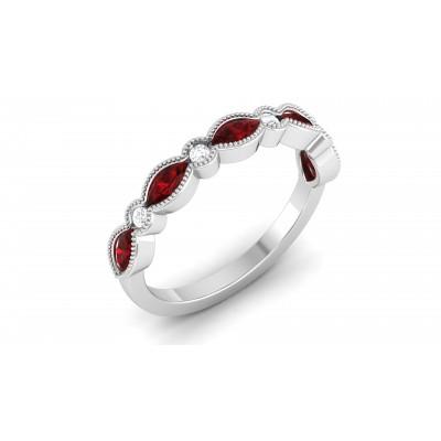 Irwina Diamond Ring