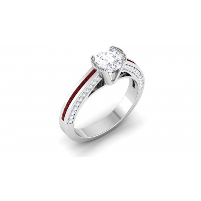 Itzel Diamond Ring