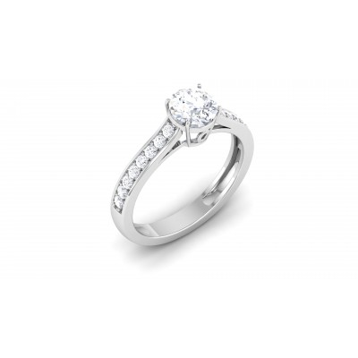 Ivey Diamond Ring