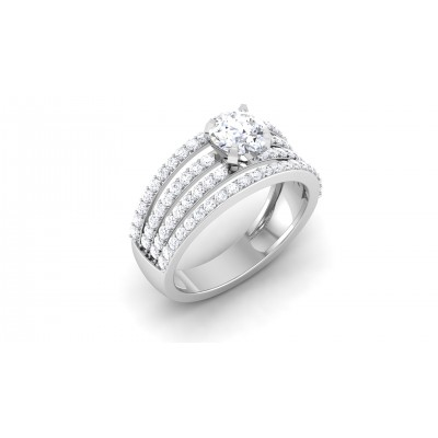 Irina Diamond Ring