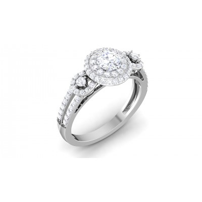 Isolda Diamond Ring