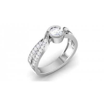 Iliane Diamond Ring